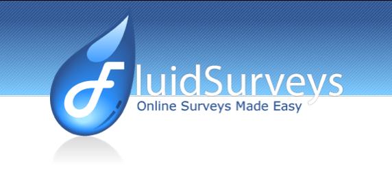 fluidsurveys.com's Logo